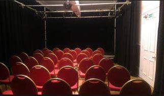 Auditorium, Bread and Roses Theatre