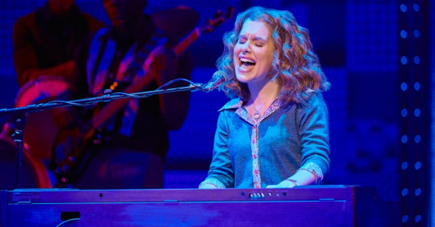Cassidy Janson as Carole King.
