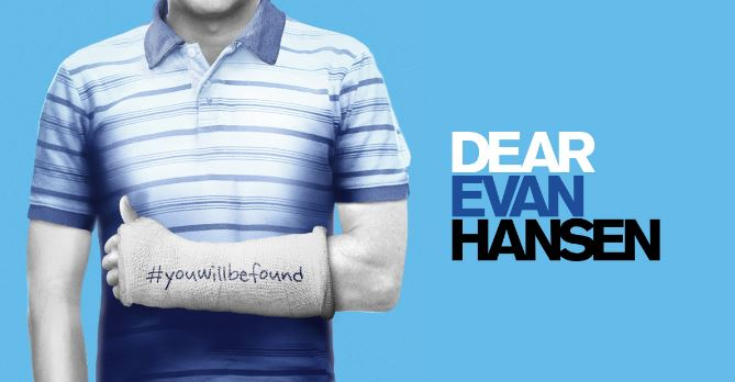 Dear Evan Hansen, coming to the Noel Coward Theatre this year