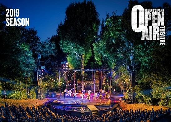 Open Air Theatre, Regents Park