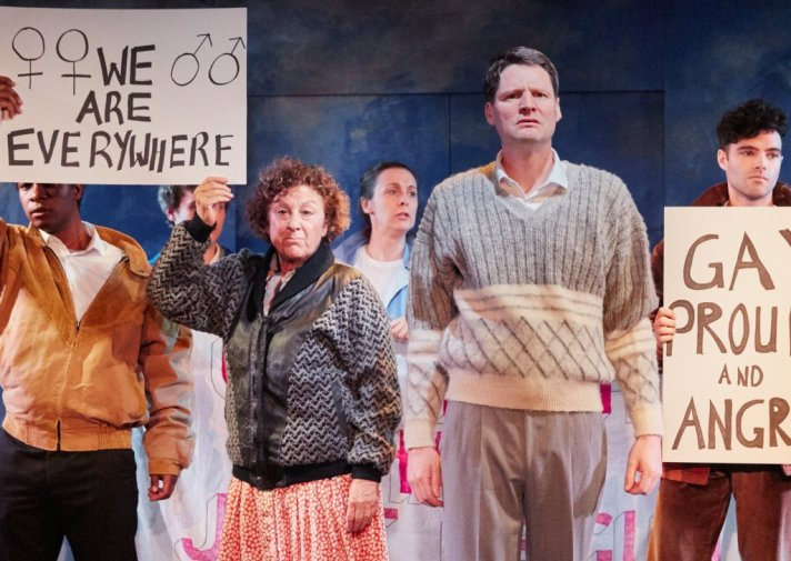 Jane Bertish, Theo Fraser Steele and company of This Island's Mine