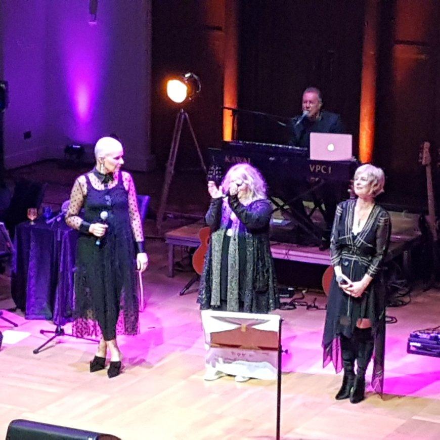 Beverley Craven, Judie Tzuke, Julia Fordham