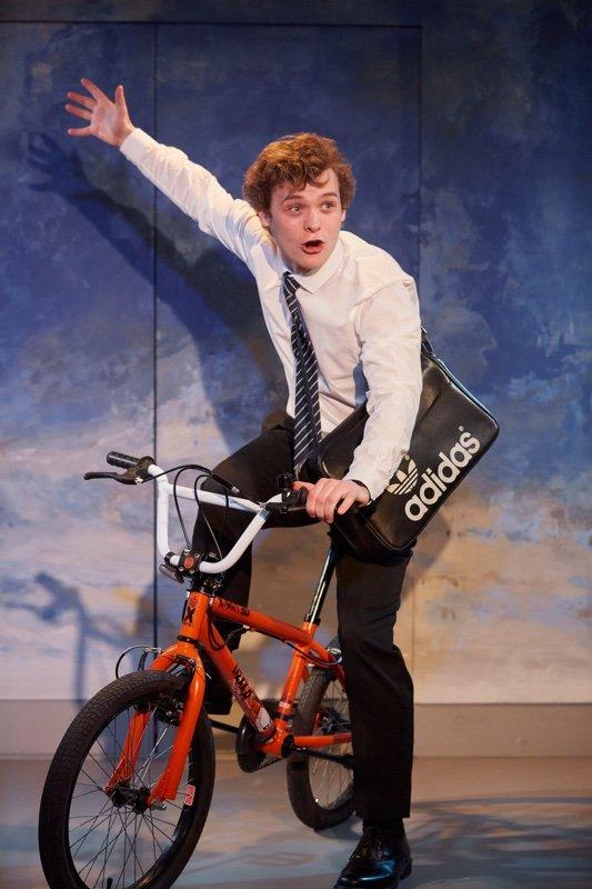 Connor Bannister as Luke