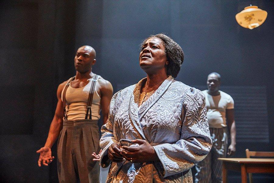 Sharon D Clarke, Arinze Kene, Martins Imhangbe
