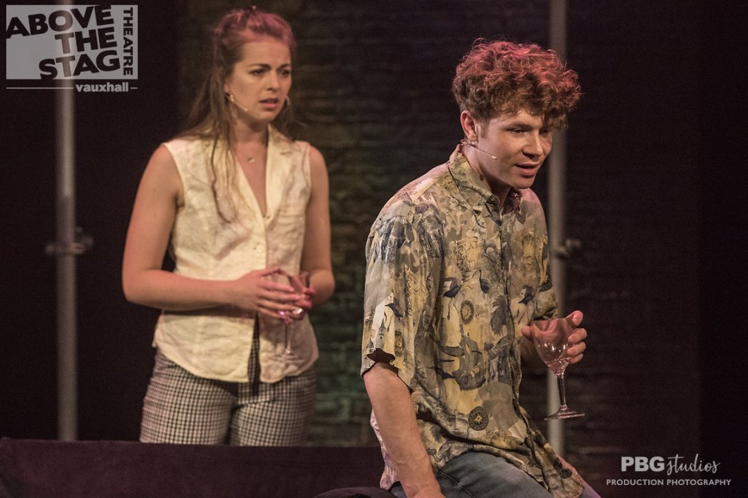 Blake Patrick Anderson as Straight Dave, Maddy Banks as Shell Christian