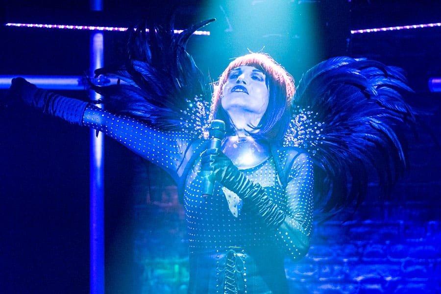 Adele Anderson as Billie Trix
