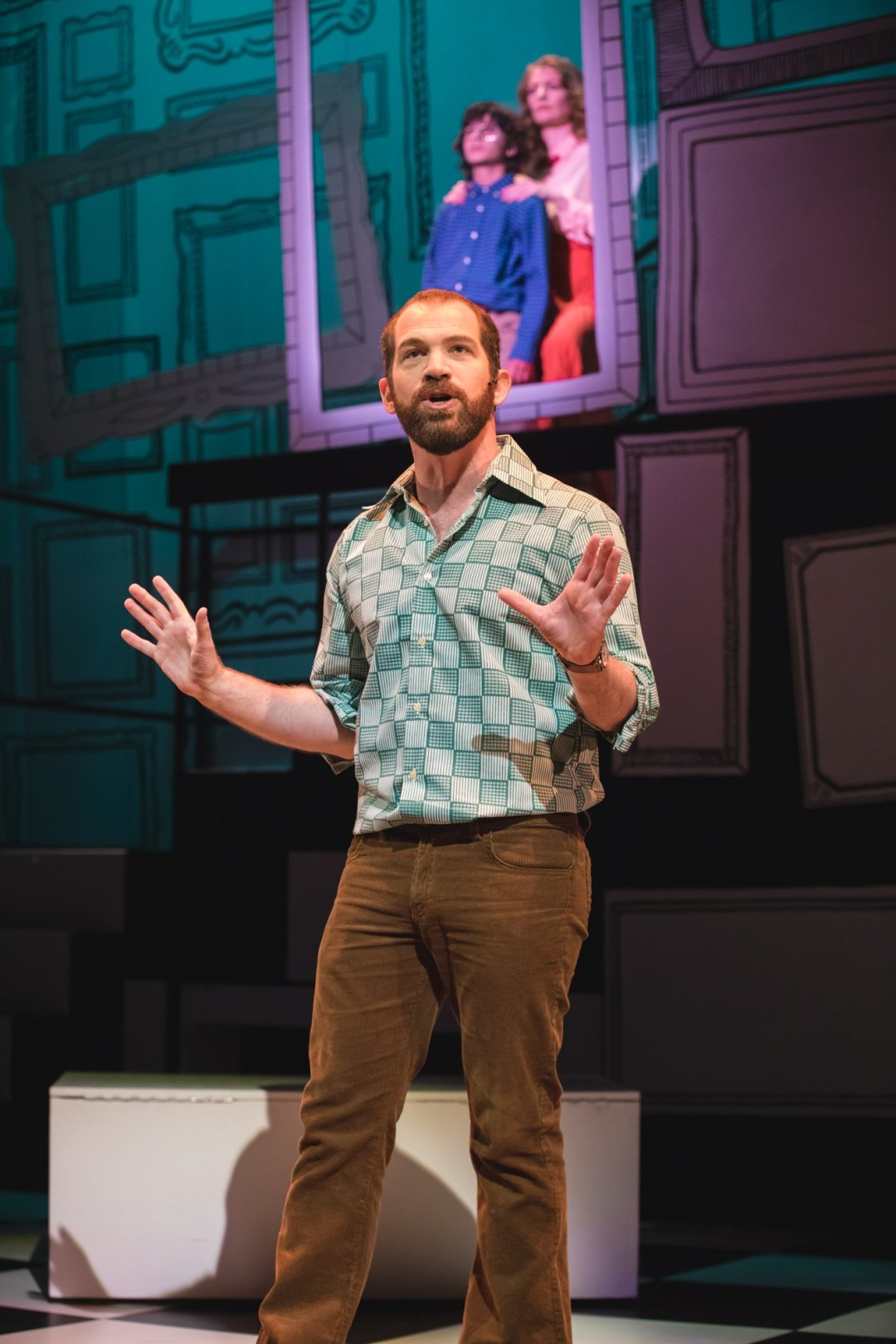 Daniel Boys as Marvin in Falsettos