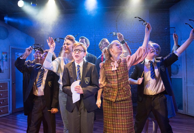 Company of The Secret Diary of Adrian Mole