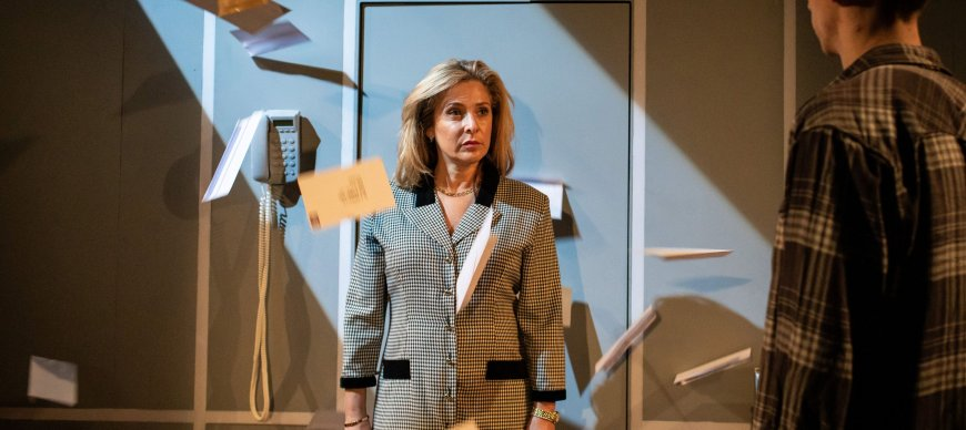 Tracy-Ann Oberman in Mother of Him