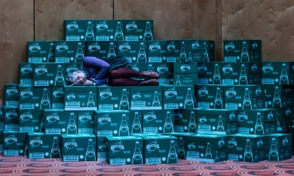 Sinead Matthews in The Antipodes