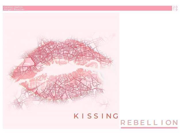 Poster image of Kissing Rebellion