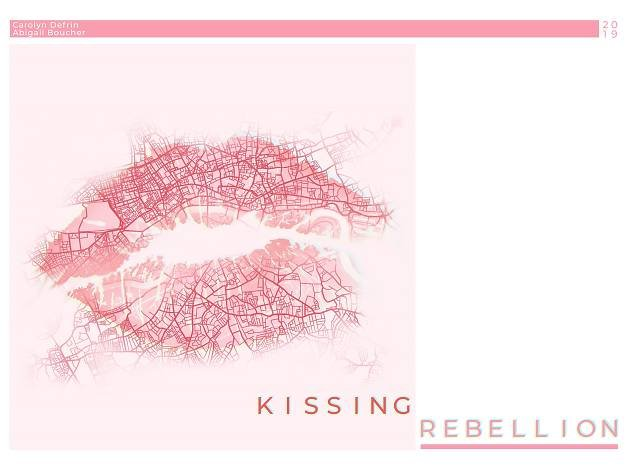 Poster image of Kissing Rebellion