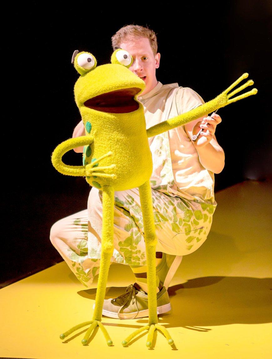 John Winchester as Frog