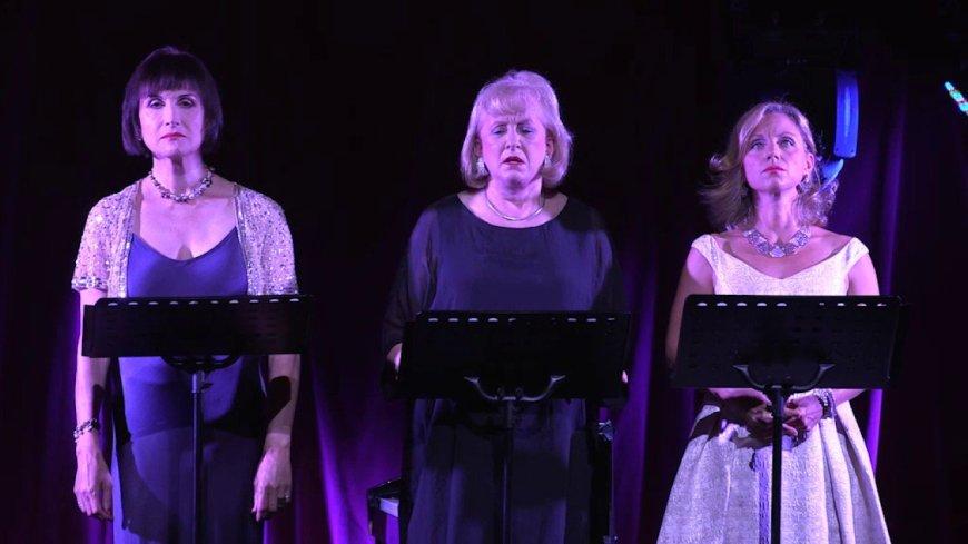 Adele, Dillie and Liza - Fascinating Aida