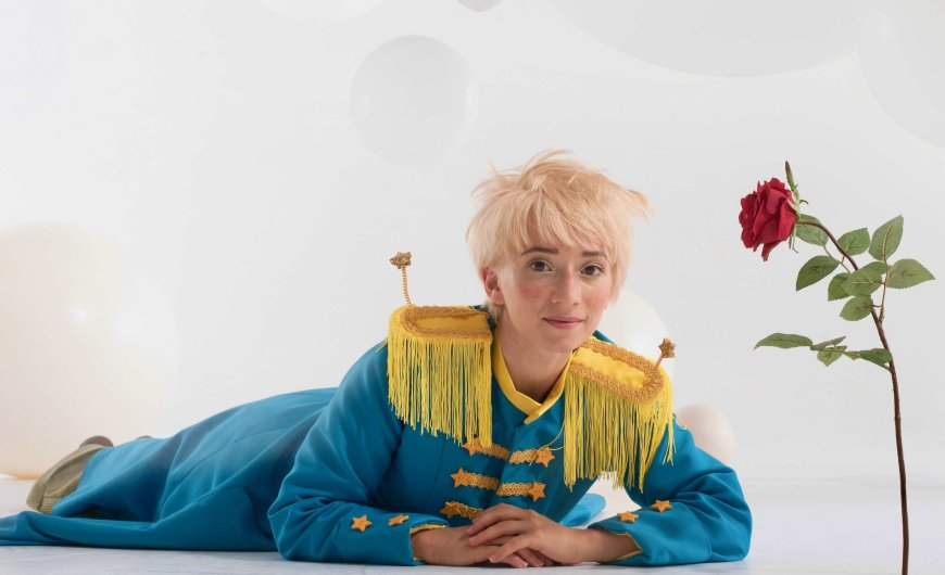 Faith Prendergast as The Little Prince