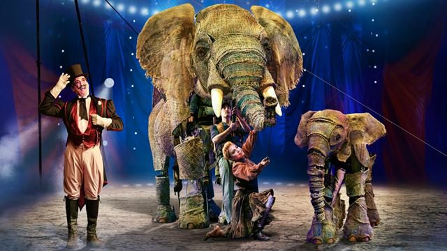 Significant Object's elephants in Circus 1903