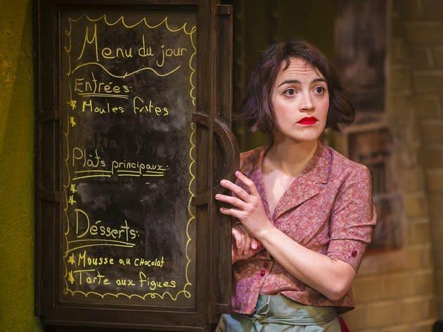 Audrey Brisson in Amelie