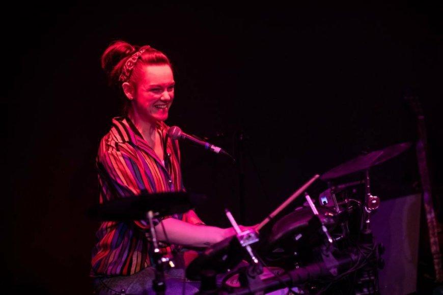 Sarah Workman in Sugar Coat. Image by Ali Wright.