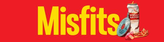 Logo for Misfits