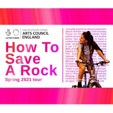 Promotional image for How to Save a Rock virtual tour