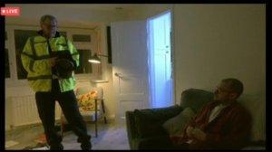 Screencap from No Future