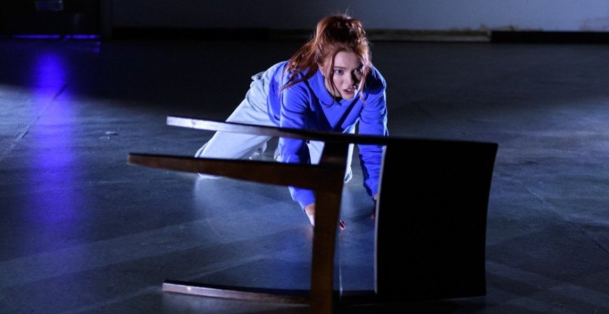 May Kelly as Alicia in Safe