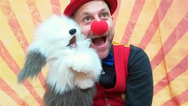 Promotional image for The Webcam Circus Show