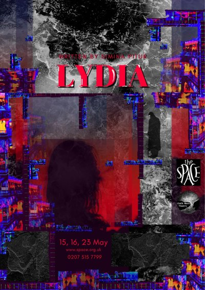 Promotional image for Lydia, Chalk Roots Theatre