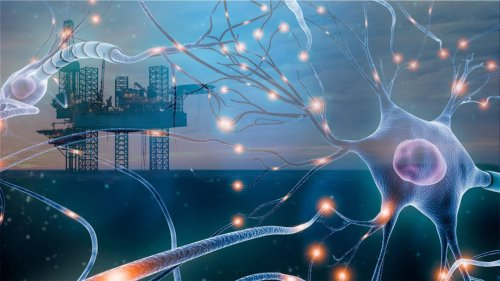 Promotional image for Petrol and Neurons