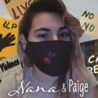 Promotional image for Nana and Paige