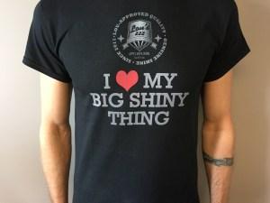 Big Shiny Thing T-Shirt