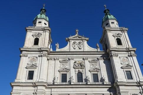 Churches abound