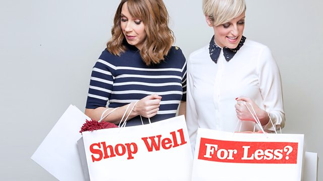 Shop well for less money saving Christmas tv show