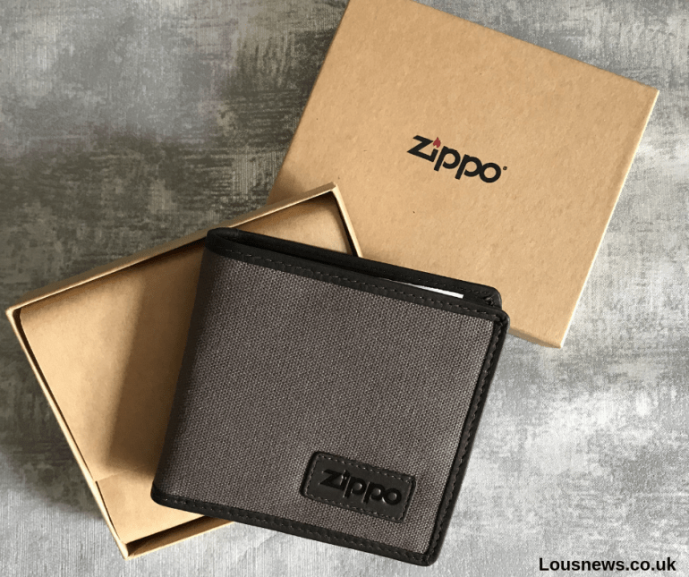 The All Rounded Fathers Day Gift Guide 2019, zippo wallet