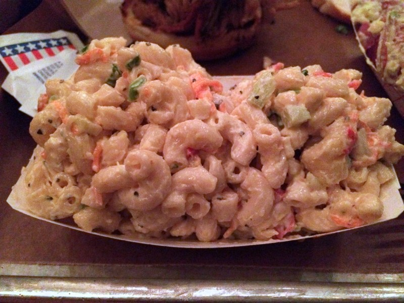 Macaroni Salad ($4.95)