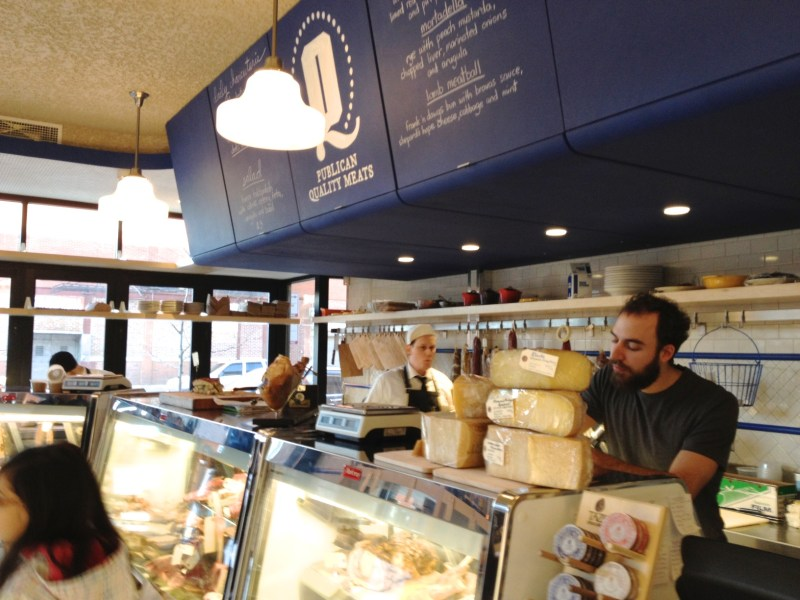 Newly-opened Publican Quality Meats
