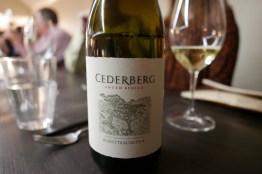 2014 Cederberg Sauvignon Blanc, South Africa