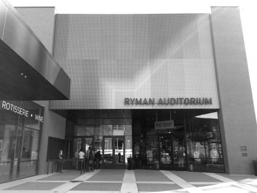 Ryman Auditorium, 116 5th Ave, Nashville, TN