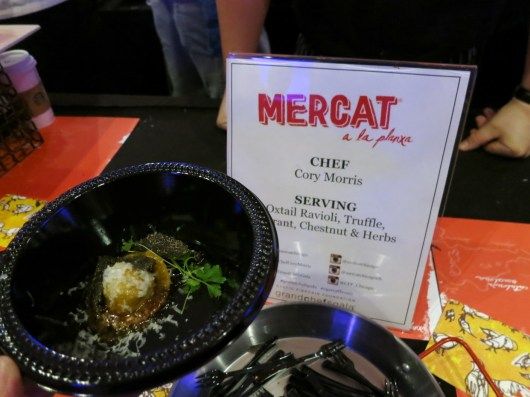 Mercat a la Panxa at Grand Chefs Gala