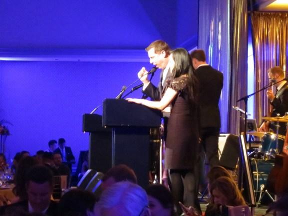 Jean Banchet awards at Grand Chefs Gala