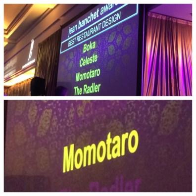 Best Restaurant Design: Momotaro
