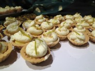 Key Lime Pie by Billy Caruso of III Forks Chicago