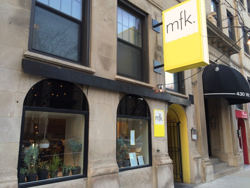 mfk. 432 W Diversey Pky, ChicagoTanta, 118 W Grand Ave, Chicago, IL