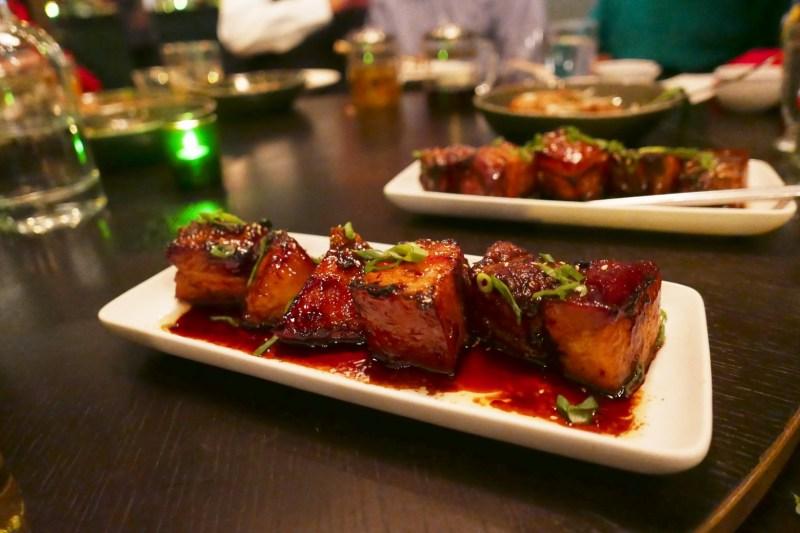 Hongshao Rou, red braised pork