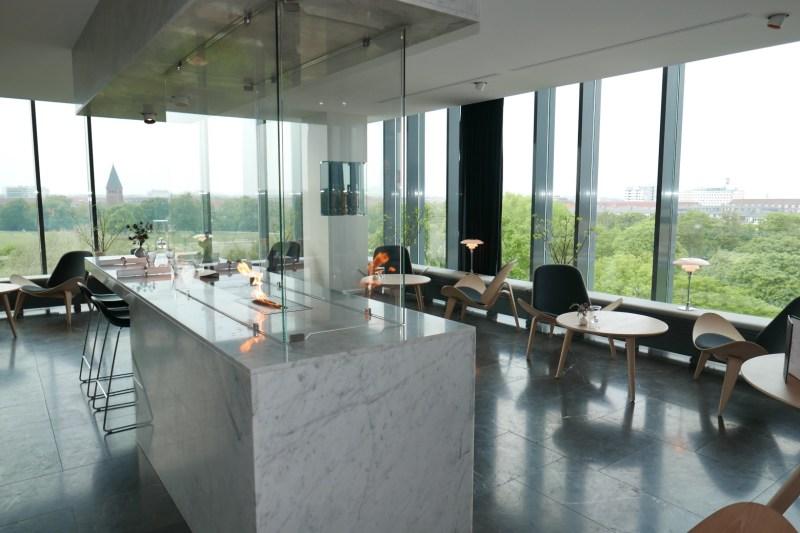 Dining room at Geranium_ OAD Masters Dinner | Geranium | Copenhagen | 05/21/16