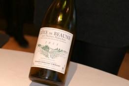2011 Cote Du Beaune, Les Pierres Blanches, Emmanuel Ciboulot, France