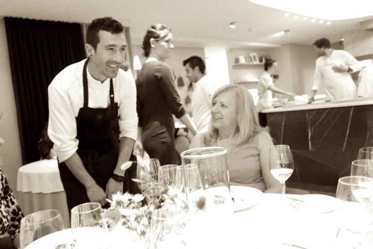Eneko Atxa | Azurmendi_OAD Masters Dinner | Geranium | Copenhagen | 05/21/16
