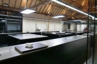 Kitchen at Hertog Jan
