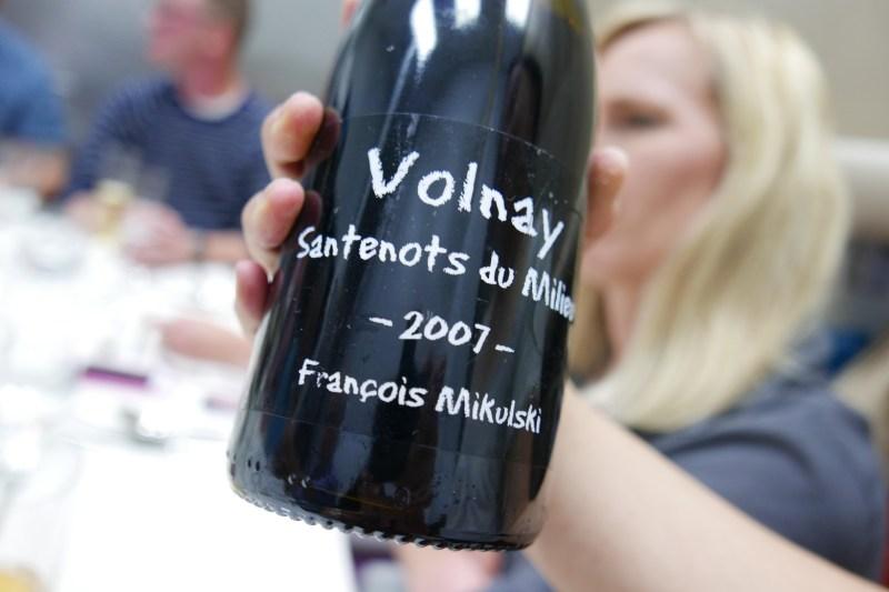 2007 Volnay 1er Cru Les Santenots-du-Milieu, Burgundy, France