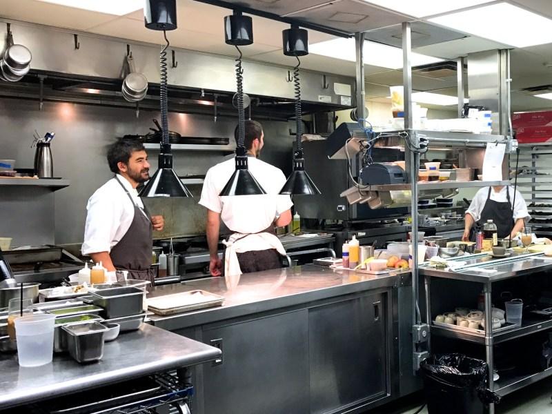 Boka kitchen